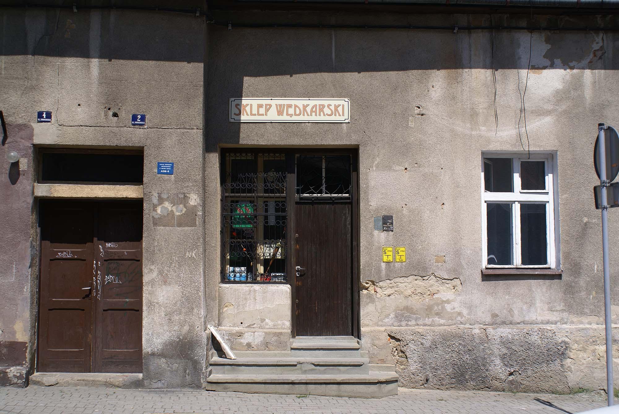 sklep wędkarski