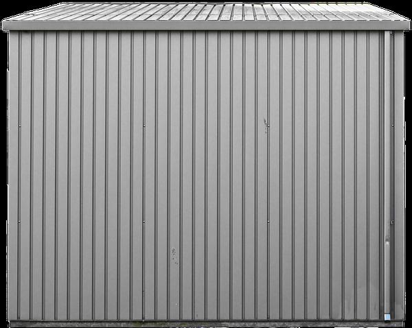 garaże blaszane pomorskie