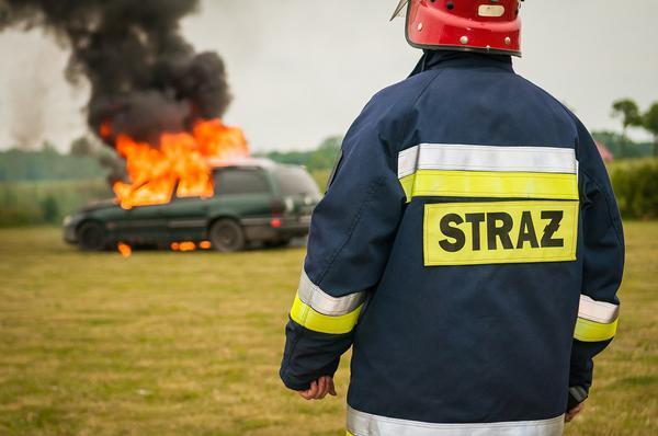 Hełm strażacki